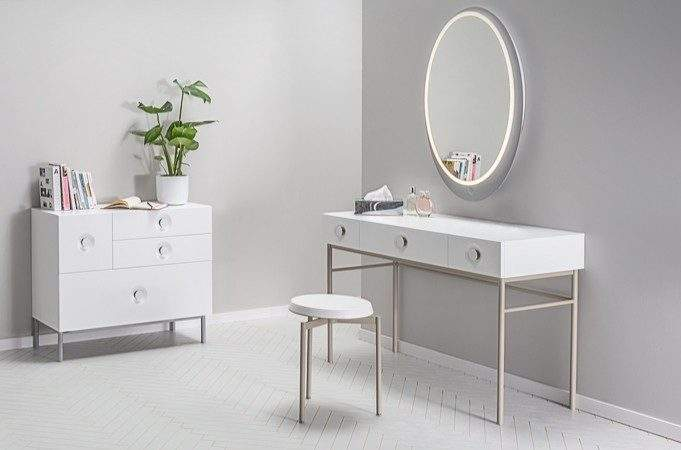 Small Makeup Table Vanity Dresse Home Design Ideas