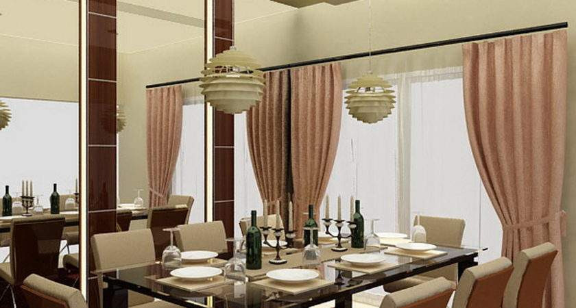 Small Modern Dining Room Design