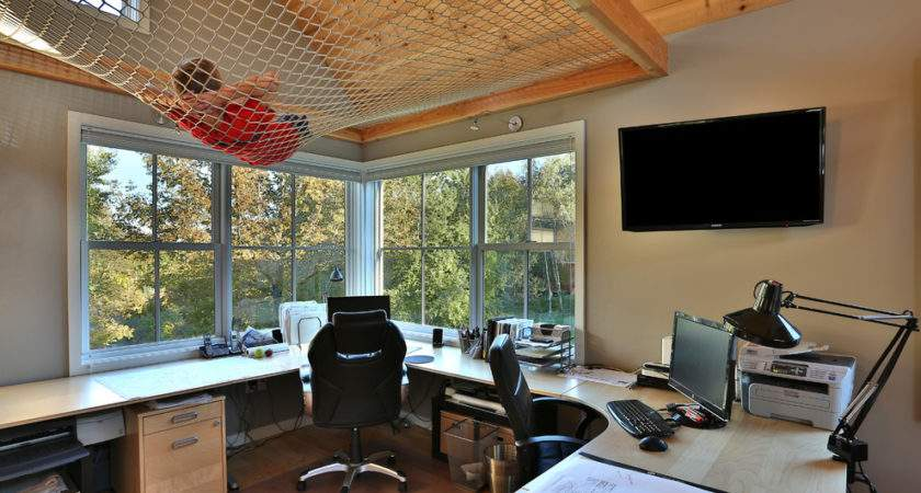 Small Office Designs Decorating Ideas Design Trends