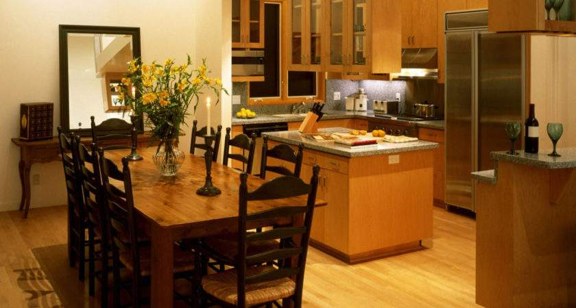 Small Room Design Kitchen Dining Designs