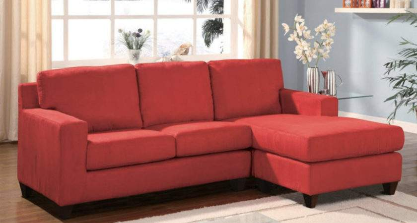 Small Sectional Sofa Spaces
