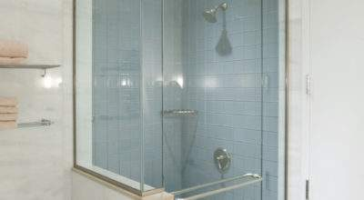 Small Showers Bathrooms Large Beautiful