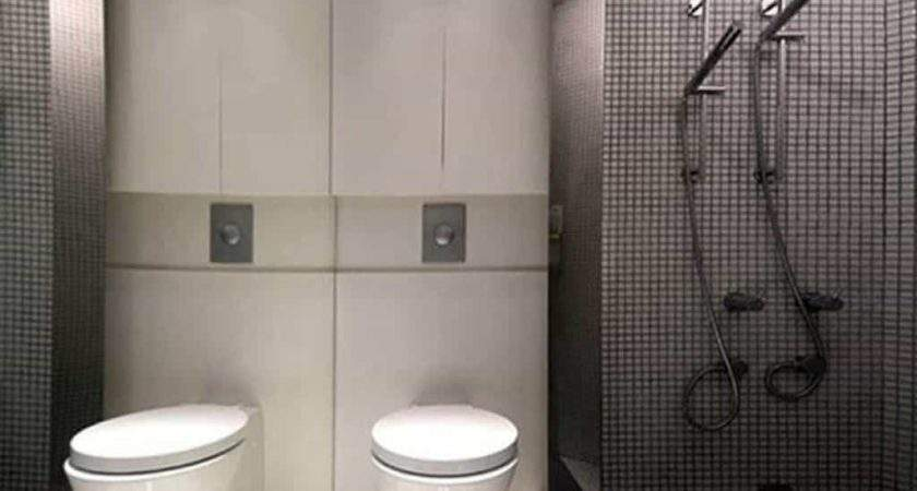 Small Toilet Design Simple Catchy Look