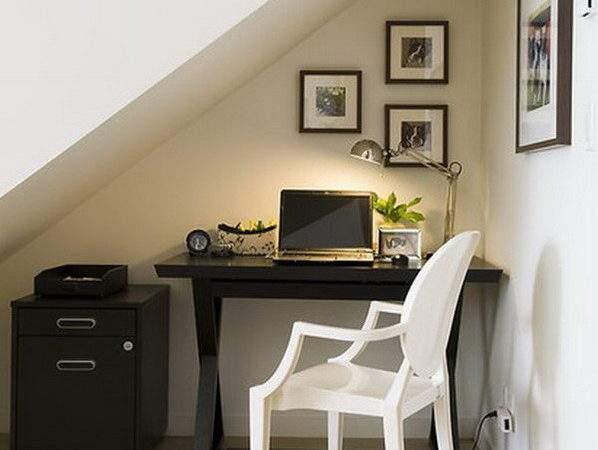 Smart Home Office Designs Small Spaces Stylish Eve