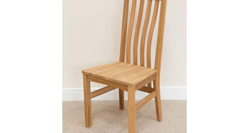 Solid Oak Timber Seat Winchester Chair Top Furniture