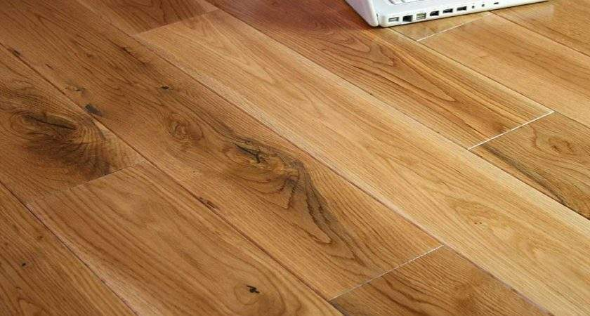 Solid Oak Wood Flooring Real