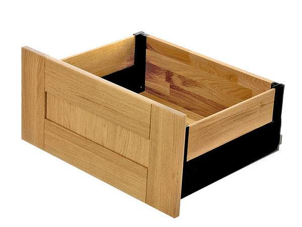 Solid Oak Wood Kitchen Drawers Cabinets
