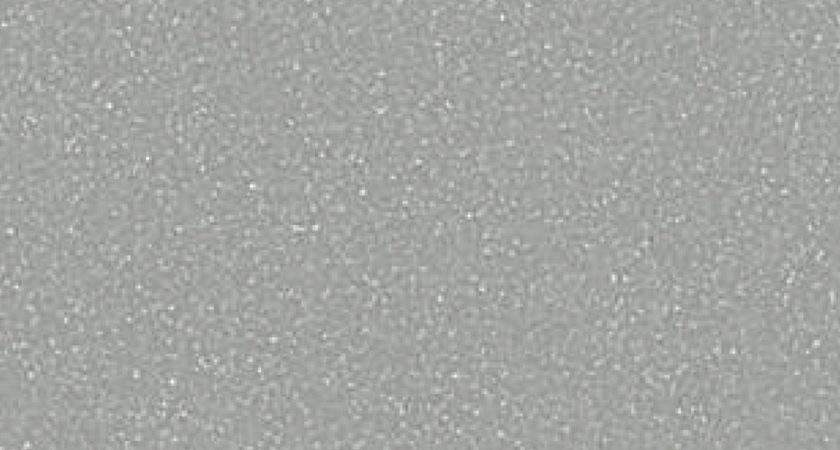Solid Surface Worktop Finish Silver Grey Shimmer
