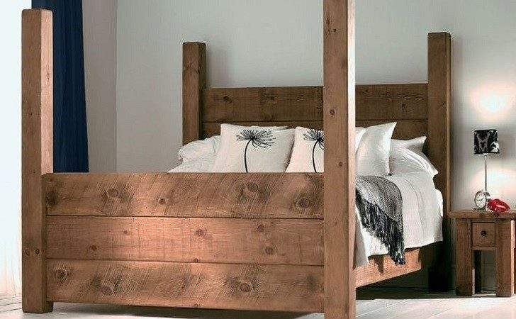 Solid Wood Bed Frame Species Pros Cons