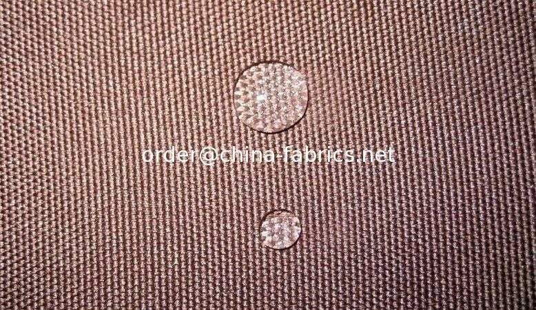 Solution Dyed Fade Resistant Cover Oxford Fabric