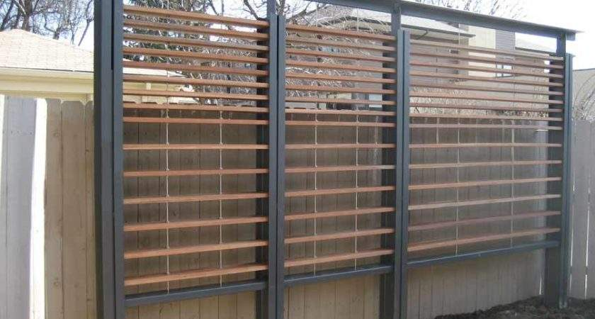 Solution Modern Garden Trellis Design