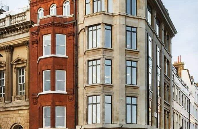 Sophisticated Apartment Heart London England