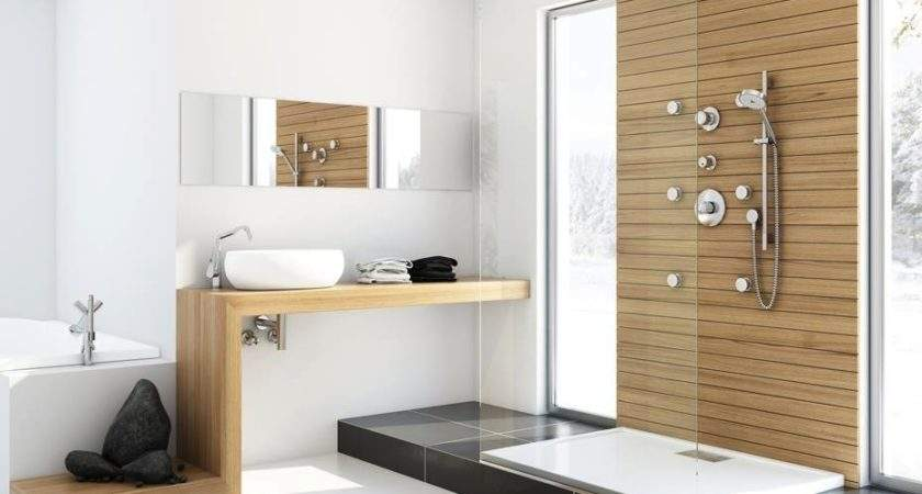 Spa Style Bathroom Ideas Home Design Inside