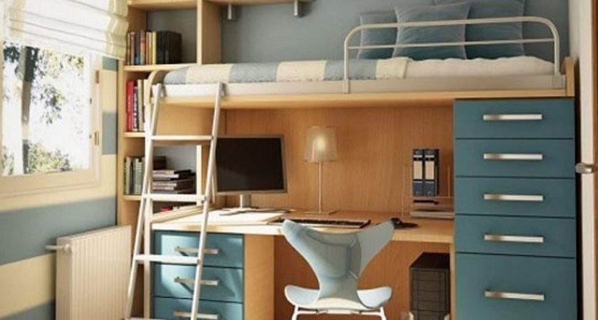 Space Saving Ideas Bedrooms Home Design