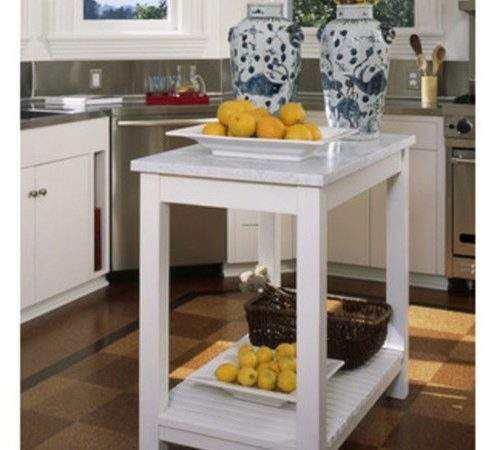 Space Saving Solutions Small Kitchens Interior Design