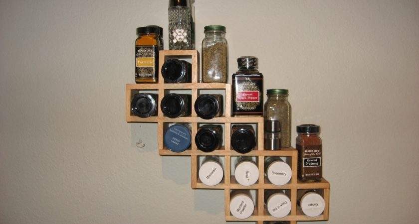 Spice Rack Ideas Small Spaces Home Interiror