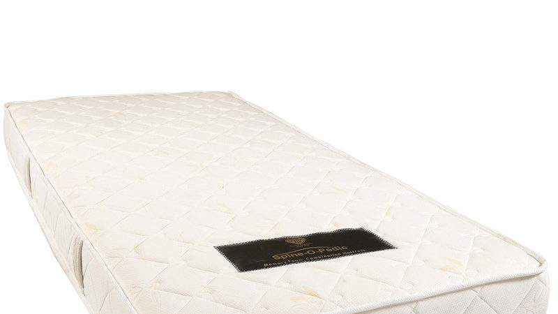 Spine Pedic Five Inches Rebonded Foam Memory