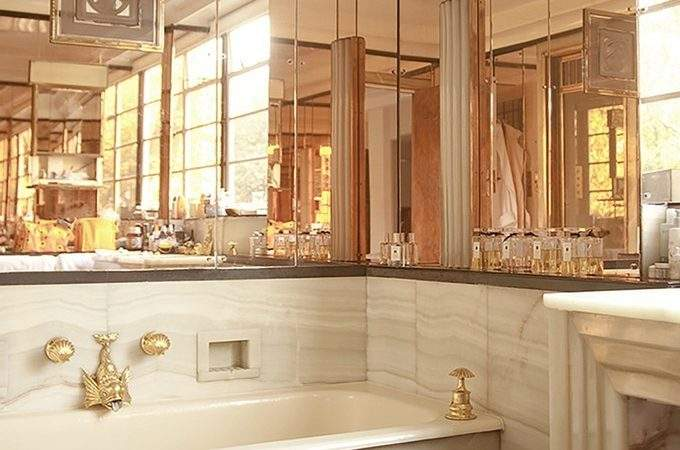 Splendid Art Deco Bathrooms Ideas