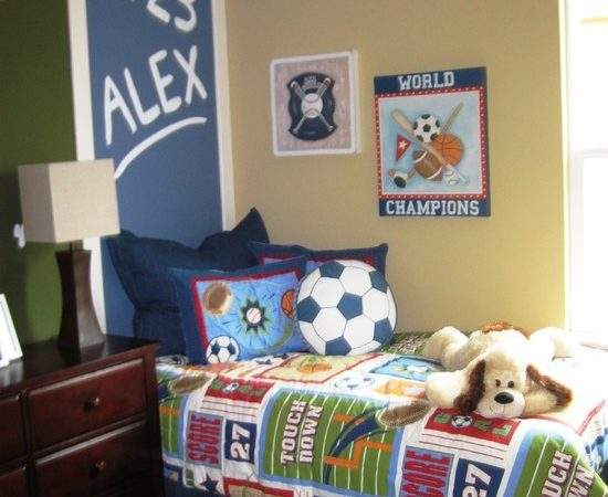 Sports Bedroom Ideas Boys Ultimate Home