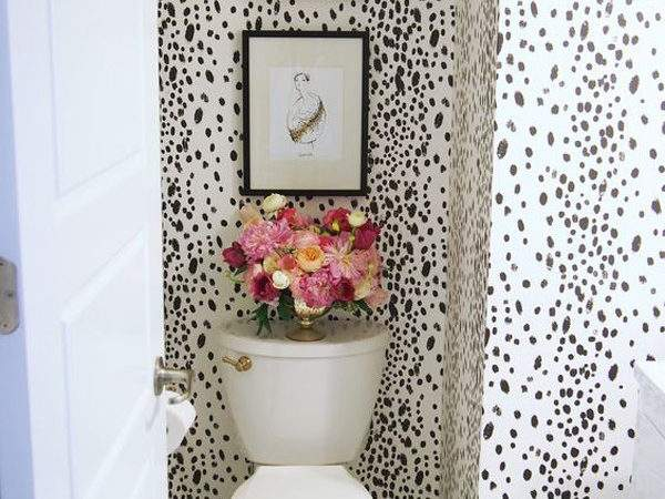 Spotted Dalmatian Dot Prints Your Interior House