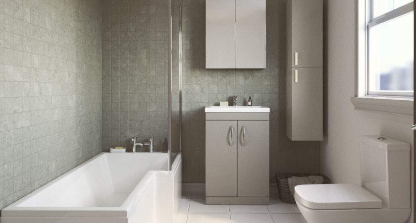 Square Complete Bathroom Suite Own Brand Obpack
