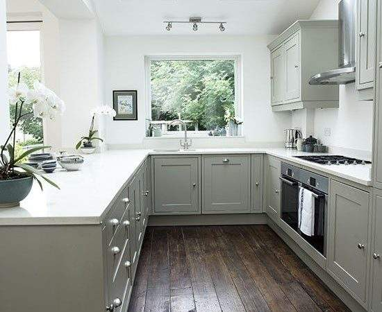 Sta Shaker Kitchen Erna Pinterest