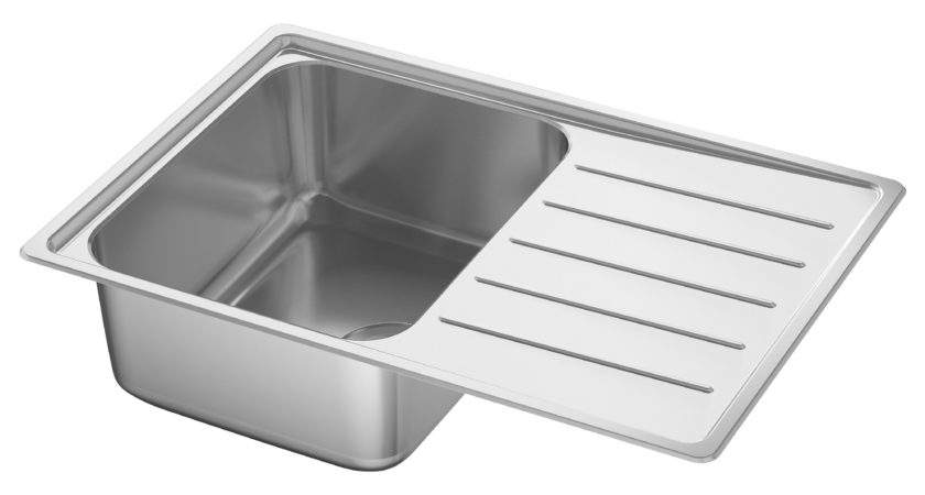 Stainless Steel Farm Sink Ikea Kitchen Flawless