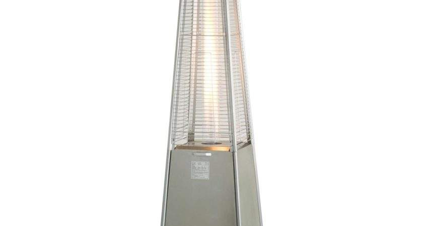 Stainless Steel Gas Patio Heater Review