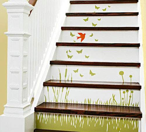 Staircase Ideas Creative Ways Add Style