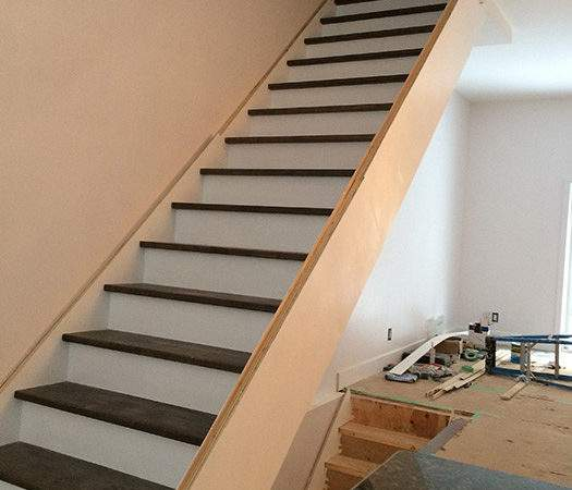 Stairs Modelling Open One Side Box