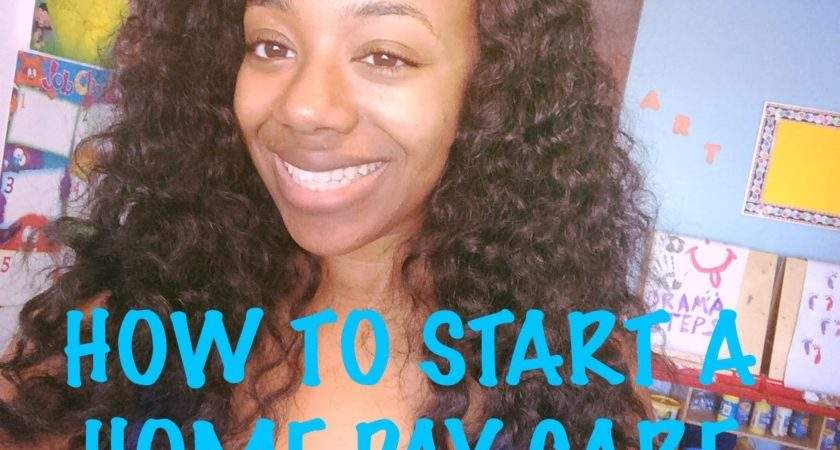 Start Home Day Care Business Youtube