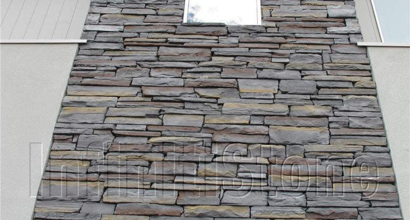 Stone Cladding Feature Wall Project Blog