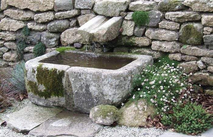Stone Trough Garden Feature Limited