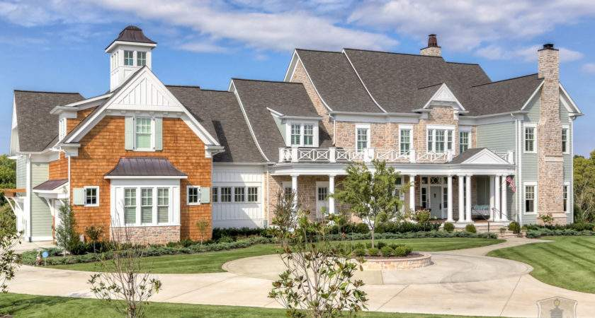 Stonecroft Homes Greystone Country House Louisville