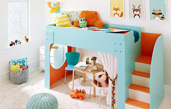 Storage Ideas Small Bedrooms