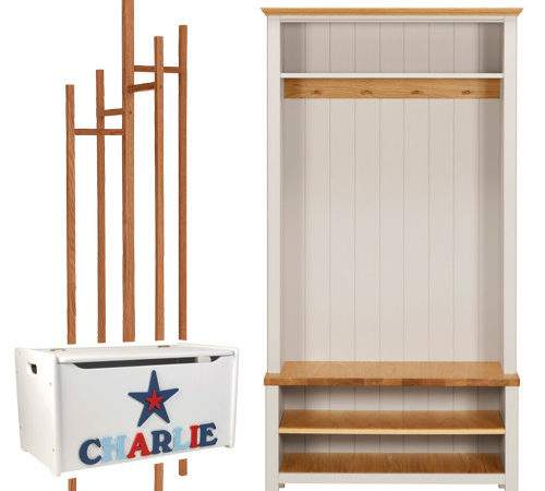 Storage Solutions Your Hallway Real Homes