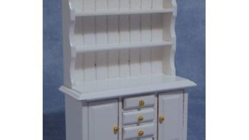 Streets Ahead White Welsh Dresser
