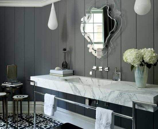 Stunning Art Deco Style Bathroom Design Ideas