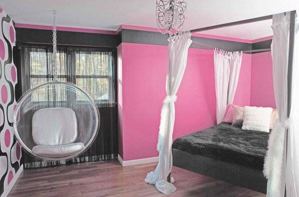 Stunning Bedrooms Swing Chairs Home Design Lover