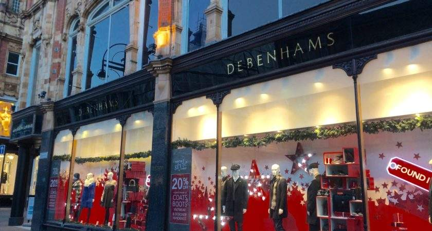 Stunning Christmas Stores Visit London