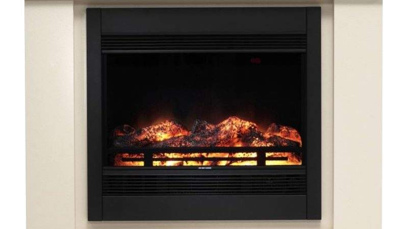 Stunning Modern Avalon Deluxe Electric Fire