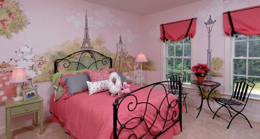 Stupendous Eiffel Tower Room Decor Decorating Ideas