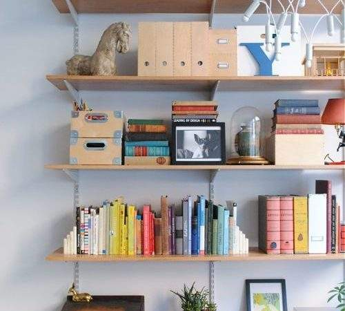Styling Bookshelf Homes Get Right Tips