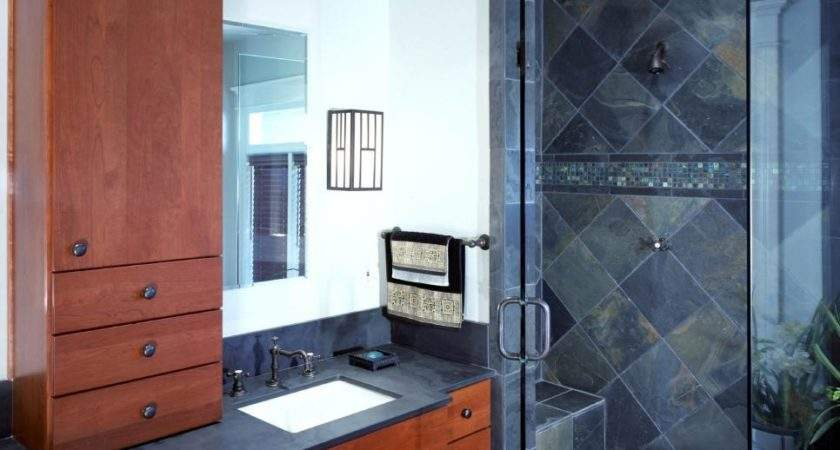 Stylish Bathroom Storage Solutions Hgtv