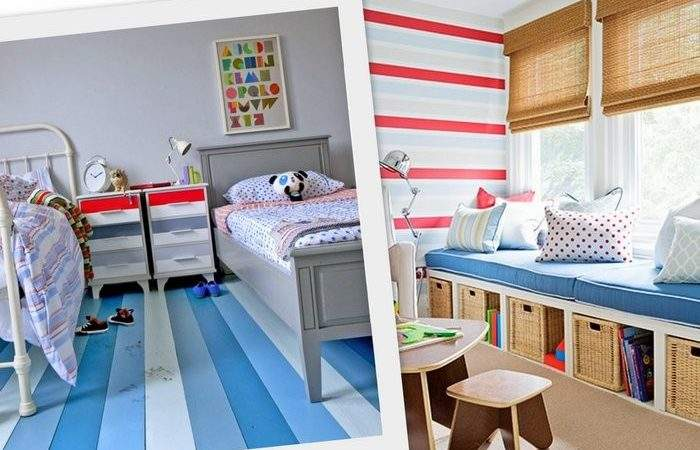 Stylish Storage Solutions Children Rooms Simple