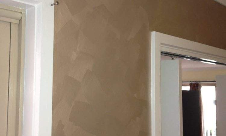 Suede Effects Dulux Completed Jon Mcglashan