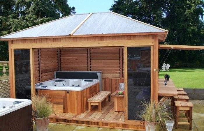 Summer House Quality Outdoor Rooms