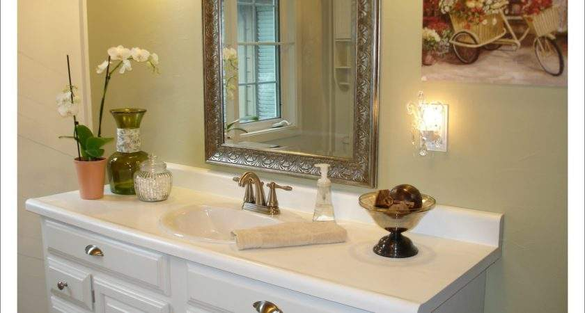 Super Budget Bathroom Makeover Fox Hollow Cottage