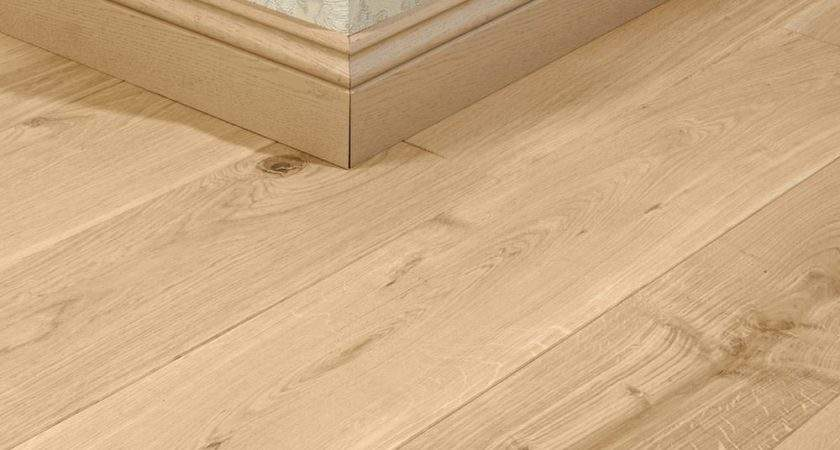 Supreme Unfinished Oak Solid Wood Flooring Direct