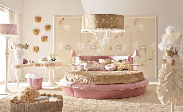 Sweetest Girl Bedroom Furniture Inspirations